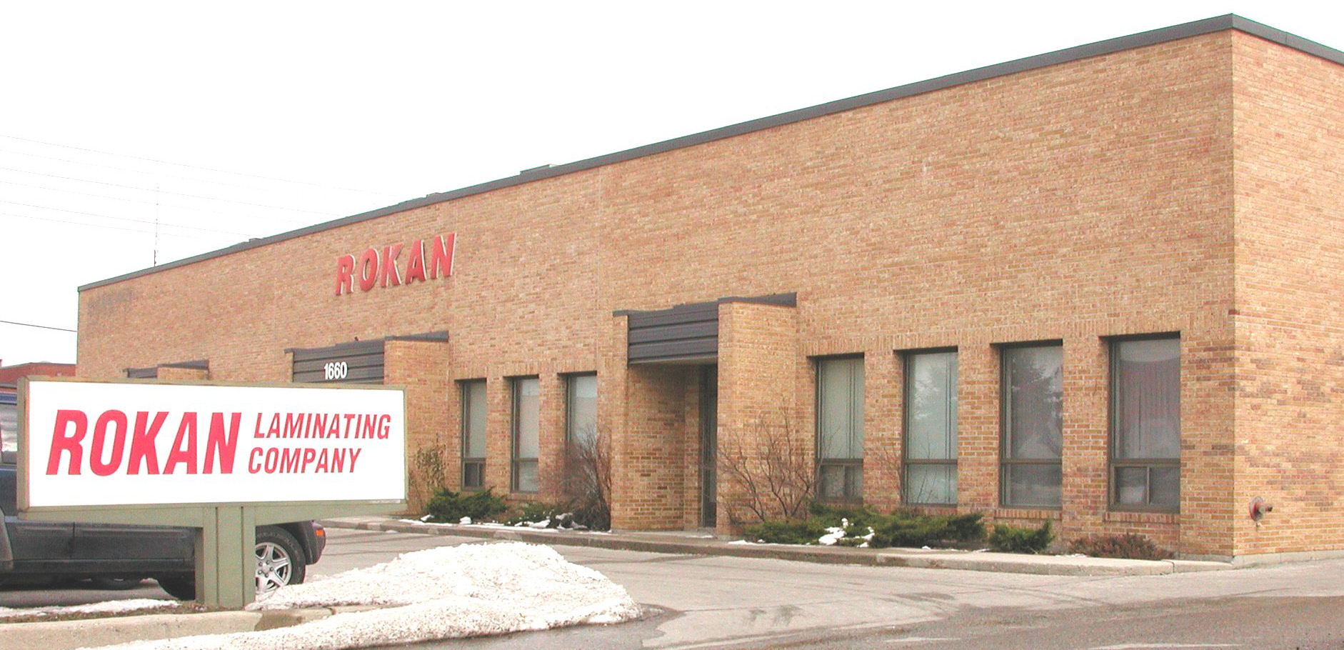 Rokan Laminating Building