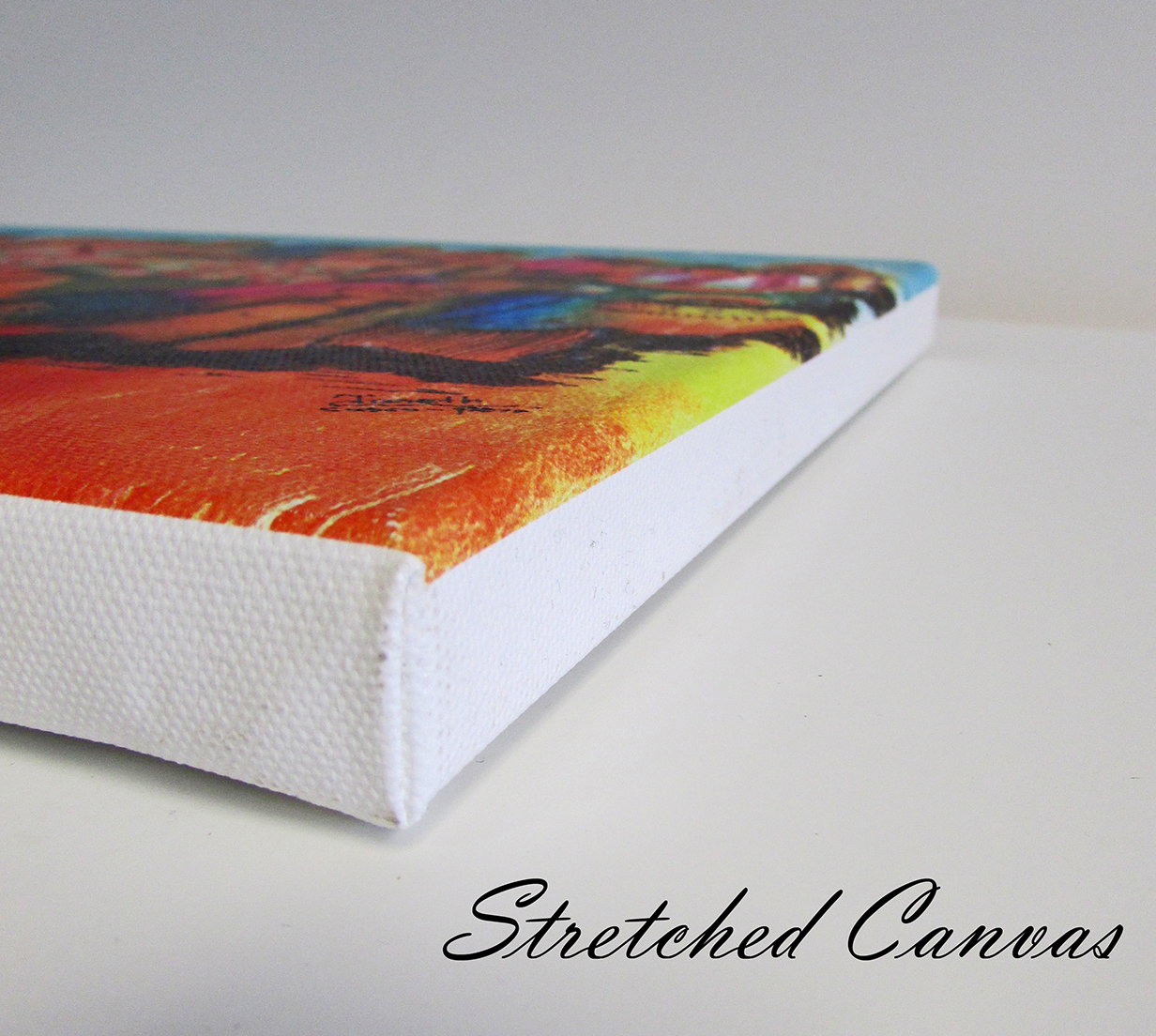 Stretched Gallery Canvas